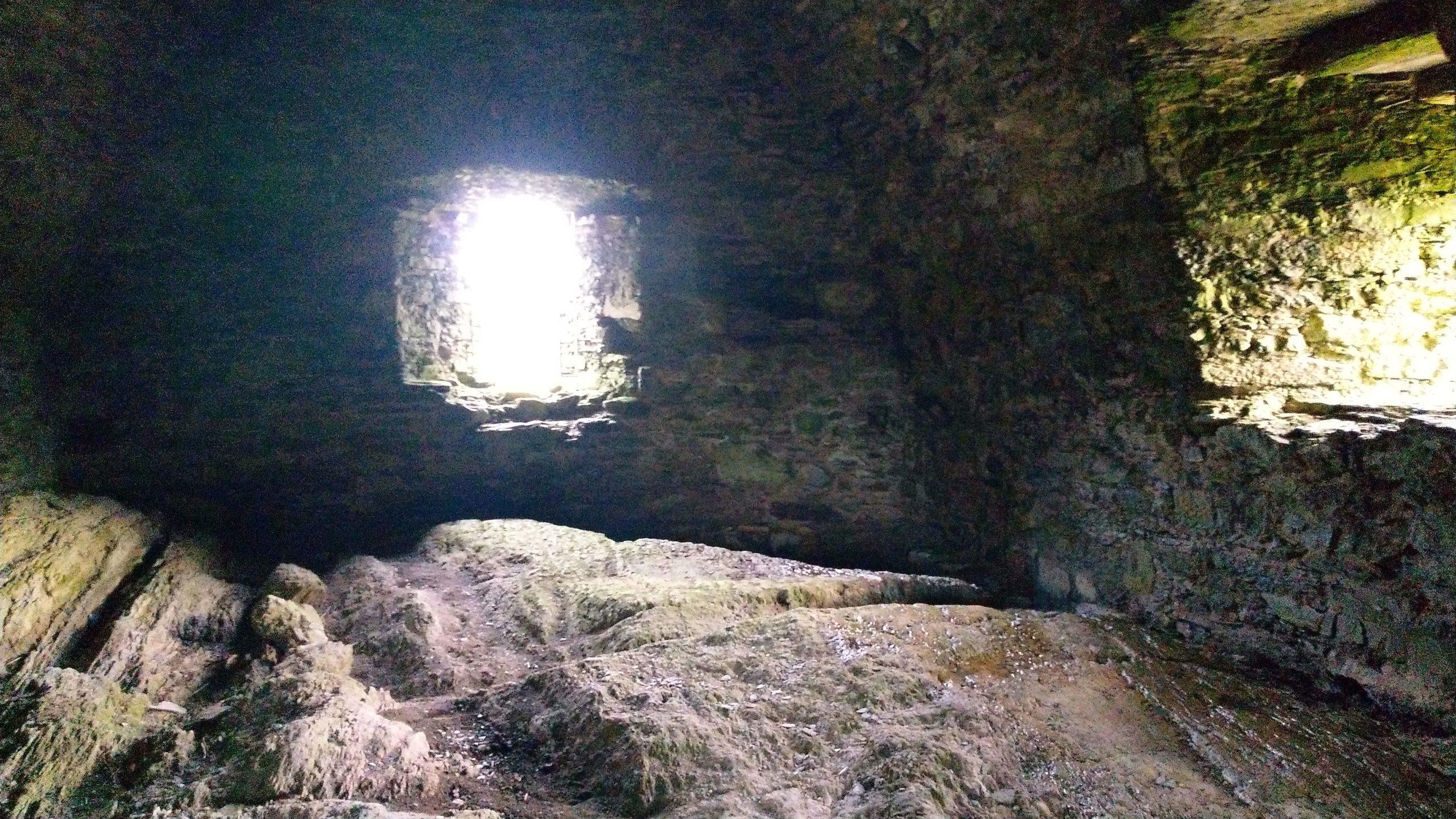 Castle Donovan Irland, Innenansicht