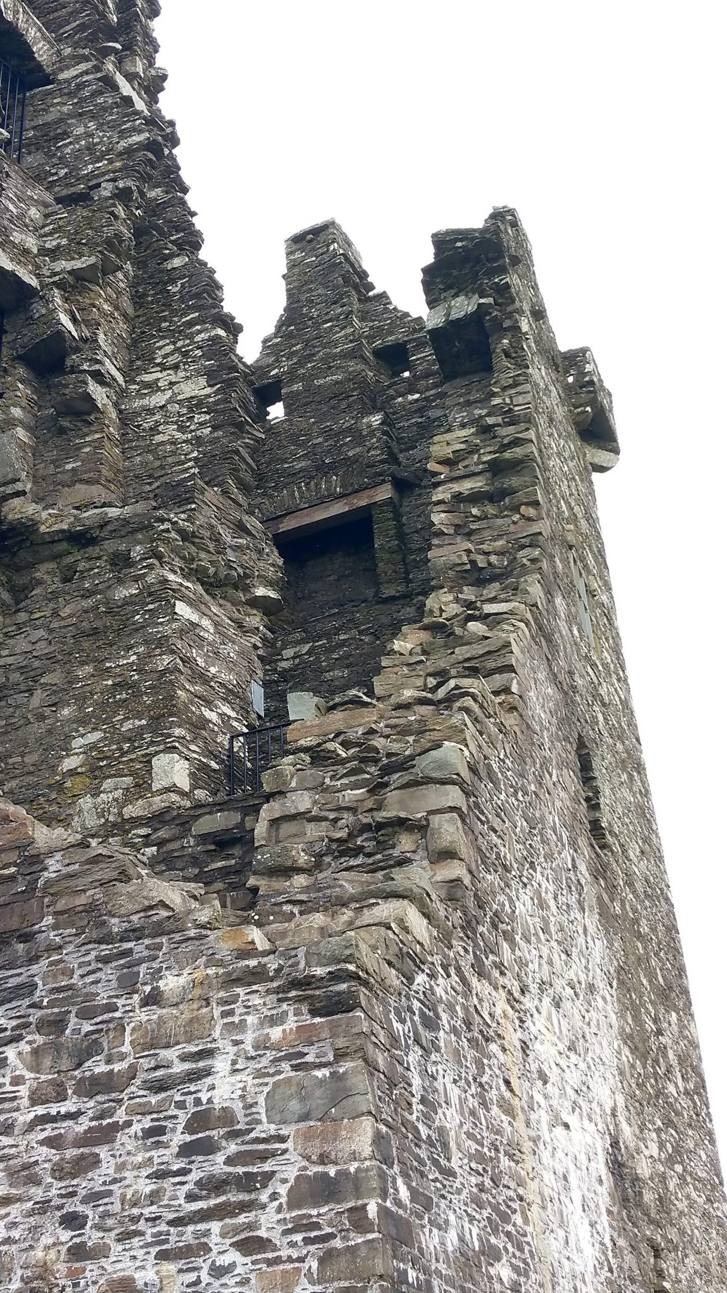 Castle Donovan Irland, Außenansicht