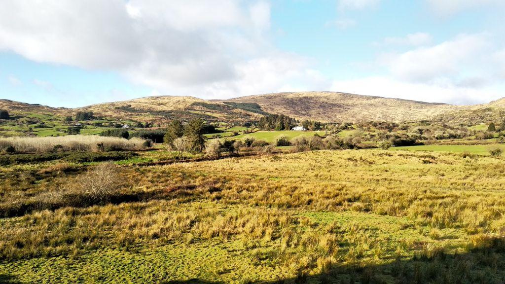 Irlands Südwesten Landschaft