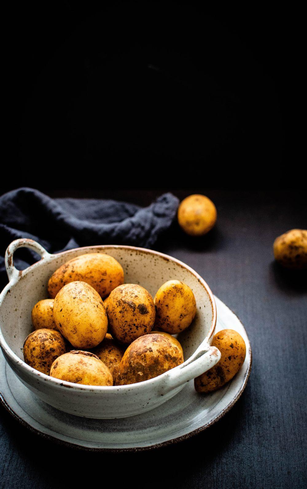 Kartoffelauflauf, Kartoffelgratin, Frau sein, Ungezähmtheit